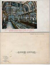 POSTCARD 1900s Col. A. Andrews Famous Diamond Palace San Francisco California