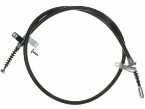 Parking Brake Cable-Element3 Rear Left Raybestos BC95730