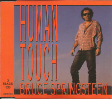 BRUCE SPRINGSTEEN Human Touch LIMITED 3TRX EUROPE CD single SEALED USA seller 92