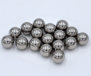 10pcs Stainless Steel Ball Bearings - 20mm UK stock (large marble size)
