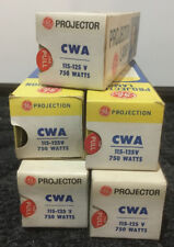 GE General Electric CWA Projection Lamp Projector Bulb 115-125V 750W