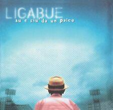 LIGABUE Su E Giù Da Un Palco 20th Anniversary Remastered Edition 2017 2 cd nuovo