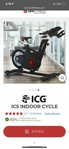 Life Fitness IC5 Indoor Cycle - Barely Used!