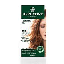 Herbatint Herbal Ammonia Hair Colour 150ml Copper Blonde 7r