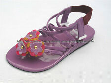 SO CHEAP! GOOD LUCK STRAPPY SANDALS SHOES 3-4 yo SZ 10/27 MADE IN KOREA
