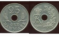 DANEMARK   25 ore 1971