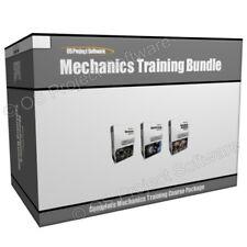 ASC mécanique auto voiture Mécanicien Automobile électricité Cours de formation Bundle