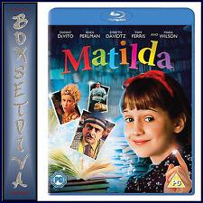 MATILDA - Mara Wilson & Danny DeVito   *BRAND NEW  BLU-RAY  *