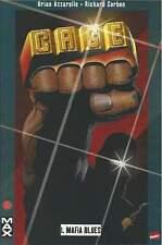 CORBEN / AZZARELLO . CAGE N°1 . PANINI MAX . 2002 .