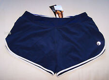 One Active By Michelle Bridges Ladies Navy Sports Shorts Size 16 New