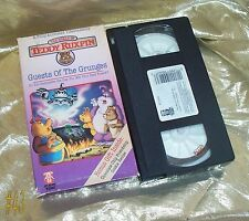 ☆Teddy Ruxpin (Vhs,87)☆Guests of the Grunges☆#42/43/44/45☆ 4 Available☆