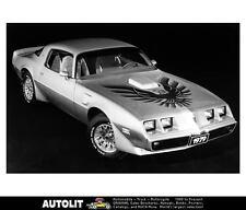 1979 Pontiac Firebird Trans Am Factory Photo ub3201-EU94HC