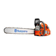 Husqvarna 966762720 20-Inch 64.1cc .058-Gauge Gas Powered Rancher Chainsaw