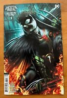 DARK NIGHTS DEATH METAL ROBIN KING 1 1:25 Jeremy Roberts Variant  NM