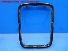 PORSCHE 944 968 SHIFT SHIFTER BOOT BASE BEZEL SURROUND TRIM  OEM