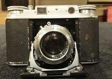 Voigtlander Vito III Rangefinder Camera w/ Ultron f2 50mm Lens