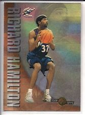 2001-02 Topps Team Topps Richard Hamilton #TT8