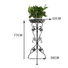 One Layer Garden Shelf Flower Pots Plant Stand Display Plant Organiser