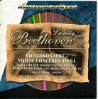 CD - Ludwig van Beethoven – Violinkonzert Op. 61