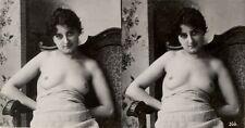 21 Stereoviews wonderful nude Girls 1900 Germany France