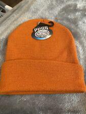 Pugs - Knit Hat - Orange