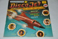 VA Sampler - Disco Jet 1981- Original Hits 80er 80s - Album Vinyl LP