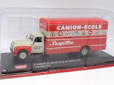 Ixo Presse Garage Moderne 1/43 - Citroen U55 Camion Auto Ecole Rampillon