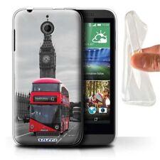Étuis, housses et coques rouge HTC Desire 510 pour téléphone mobile et assistant personnel (PDA) HTC