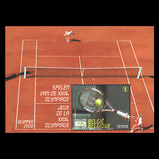 "Belgium 2008 - Summer Olympic Games ""Beijing"" Tennis Sports - Sc 2314 MNH"