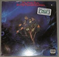 Vintage SEALED rock lp THE MOODY BLUES On Threshold of a Dream 1980s Deram mint