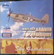 Witty Wings Sky Guardians NX51SF T.20 Hawker Sea Fury WTW-72-025-002 1:72