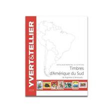 Catalogue Yvert et Tellier de cotation timbres d'Amérique du sud Argentine à Ven