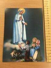 Our Lady of Fatima Catholic Print