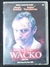 Day Of The Wacko (dzien Swira) (DVD, 2002)  SEE DESCRIPTION  RARE