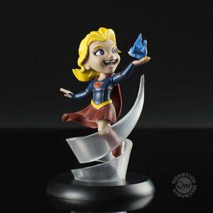 Quantum Mechanix DC Comics Supergirl Q-Fig Figure - Superman, Krypton, Batman