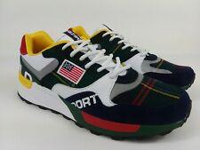 Polo Sport Ralph Lauren Trackster 100 Sneaker Trackstar Gym Mens Shoes Size 9.5