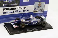 Jacques villeneuve williams fw19 #3 Coupe du monde de Formule 1 1997 1:43 ALTAYA