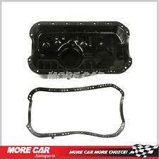Engine Oil Pan w/ Gasket Fit 1996-00 Honda Civic Del Sol 1.6L SOHC 11200-P2A-000