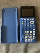 Texas Instruments Ti 84 Plus Ce Graphing Calculator - Blue