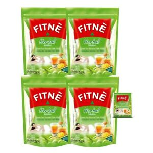 FITNA herbal infusion green tea slimming weight control diet  4 x 30 Sachet