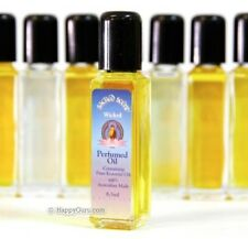 """""""Wicked"""" Perfume Oil By Sacred Scent 8.5ml Bottle"""