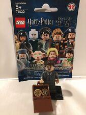 LEGO HARRY POTTER FANTASTIC BEASTS #71022 MINIFIGURE JACOB KOWALSKI IN HAND HTF
