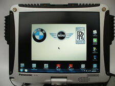 BMW DEALER-LEVEL DIAGNOSTICS CODING PROGRAMMING + CF19 PANASONIC TABLET LAPTOP