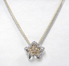 Retired Lovesome Flower Pendant Crystal Versatile Swarovski Jewelry 5391326