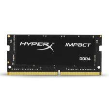 Arbeitsspeicher/RAM 8GB KINGSTON HyperX Impact SO DIMM DDR4-2666 MHz, Notebooks