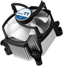 Arctic kühlender Alpine 11 Rev 2 Quiet CPU Kühler Intel LGA1156/1155/1150/775
