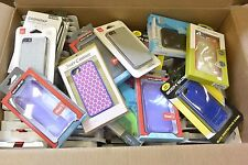 Lot of 100 New Retail Package Assorted Phone Cases for iPhone 5/5s/5c/5SE
