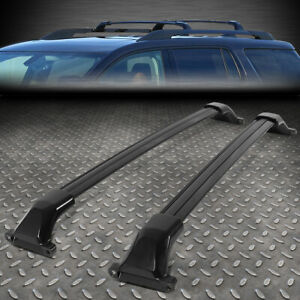 FOR 17-20 GMC ACADIA FACTORY STYLE CARGO LUGGAGE TOP ROOF RACK RAIL CROSS BARS