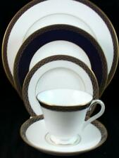 Waterford China POWERSCOURT 5 Piece Place Setting A+ CONDITION