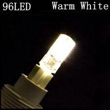 G9 LED Light Corn Bulb AC 220v 48 64 96 104pcs LED Light Replace LED Spot Lamp 96led-warm White